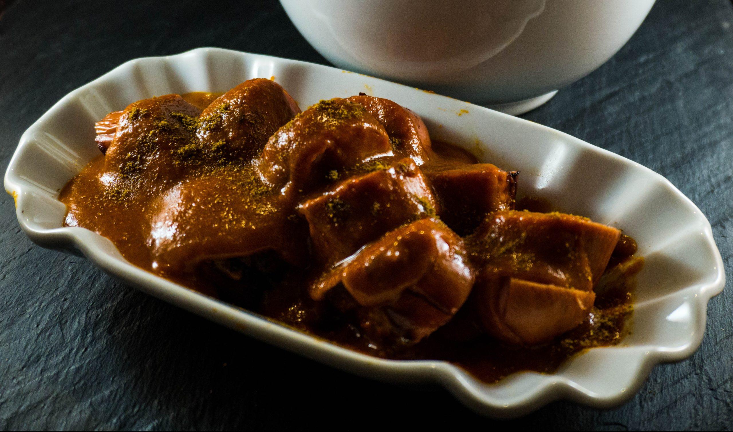Currywurst Mit Pommes Und Mayo Deluxe Domoprojektde